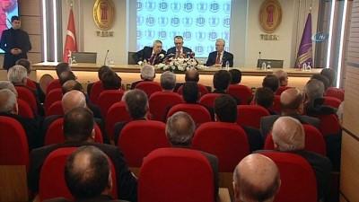 """Bakan Ağbal: """"2018 yılında yatırım harcamalarının daha da artması için ilave desteklerimiz olacak'"""