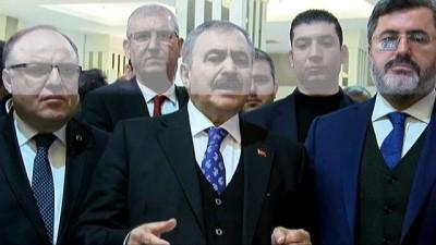 """Bakan Eroğlu: """"Hakikaten bu sene son 44 yılın en kurak yılını yaşadık"""""""