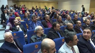 Başbakan Yardımcısı Çavuşoğlu: 'Çok önemli badireler atlattık ama pes etmedik' - İZMİR