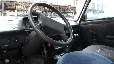 Başkent'te yaya geçidinde araç çarpan yaşlı adam öldü