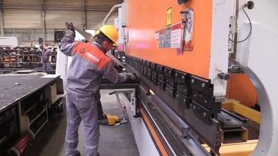 Bursa'dan 120 ülkeye makine ihracatı - BURSA