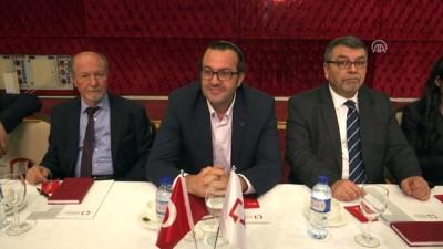 BYEGM Yerel Medya Buluşmaları - Başbakan Yardımcısı Çavuşoğlu - İZMİR