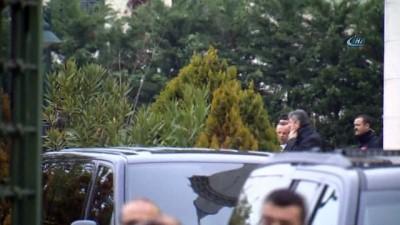 Cumhurbaşkanı Recep Tayyip Erdoğan, Cuma namazını Hz. Ali Camii'nde kıldı