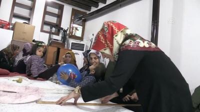 El becerisi kursları Surlu kadınlara 'terapi' oldu - DİYARBAKIR