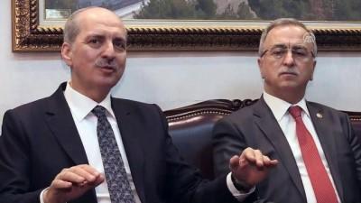 Kurtulmuş: 'Dünyanın arşivi Türkiye' - BURDUR