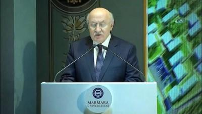 """Marmara Üniversitesi Rektörü Emin Arat, """"Recep Tayyip Erdoğan Külliyesi için Türkiye'nin en modern projesini hazırladık"""""""