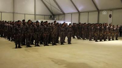 Özel harekat polislerinin mezuniyet heyecanı - ANKARA