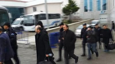 Samsun'da FETÖ'den 15 kişi adliyeye sevk edildi