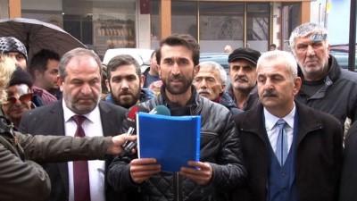 - Silahlı kamp iddialarına Bahçecikli vatandaşlardan tepki