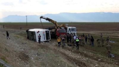 Silopi'de trafik kazası: 9 Ölü 28 Yaralı (1) - ŞIRNAK