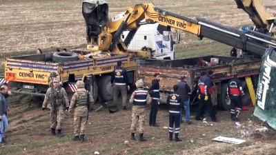 Silopi'deki kazada yaralananlar DEAŞ'tan kaçan Türkmenlermiş