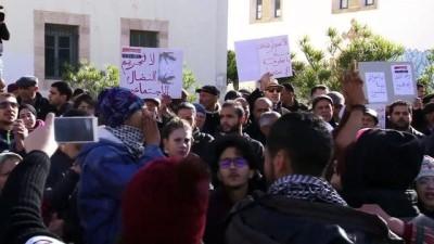 Tunus'ta hayat pahalılığı protestoları - SFAKES