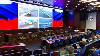 """- Ukrayna: """"rusya'nın Suriye'deki Üslerine Yapılan Saldırıyla İlişkimiz Yok"""""""