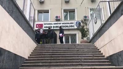 11 kilo altın gasbeden şüpheliler yakalandı - İSTANBUL