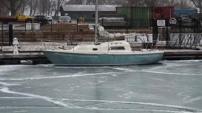 ABD'de kış - CHICAGO