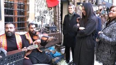 Ak Partili Karaaslan'ın Gaziantep turu