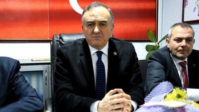 Akçay: 'CHP'nin bazı yönetici ve milletvekilleri, PKK ve FETÖ'nün savunuculuğunu yapmaktadır' - MANİSA