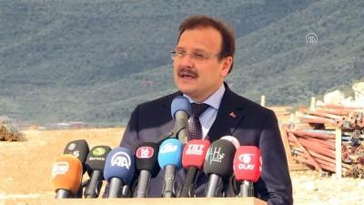 Başbakan Yardımcısı Çavuşoğlu - BURSA