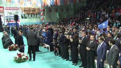 Başbakan Yıldırım, partisinin Aksaray 6. Olağan İl Kongresine katıldı - AKSARAY
