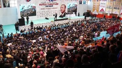 """Başbakan Yıldırım: """"Türkiye, milli mutabakatla, ittifakla gücünü birleştirmeye, büyümeye devam edecektir"""" - NİĞDE"""