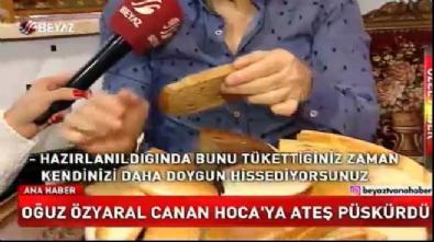 Canan Karatay'a ekmek tepkisi