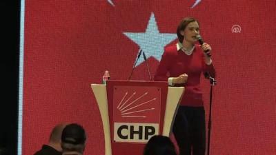 CHP İstanbul İl Kongresi - (Canan Kaftancıoğlu / Cemal  Canpolat) - İSTANBUL
