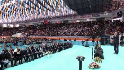 Cumhurbaşkanı Erdoğan: ''10 binlerce kardeşimizi teröre kurban verdik'' - ELAZIĞ