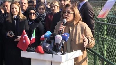 Cumhurbaşkanı Erdoğan'a hediye edilen aslanlar Gaziantep'teki yuvalarına yerleştirildi (2) - GAZİANTEP