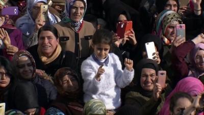Cumhurbaşkanı Erdoğan: ''Bizi bölemeyecekler'' - ELAZIĞ