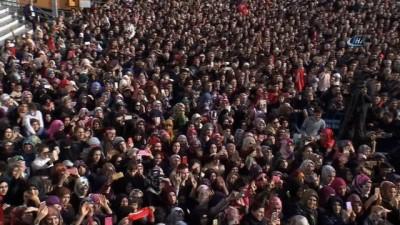 Cumhurbaşkanı Erdoğan: 'Bugüne kadar hiçbir gücün önünde eğilmedik'