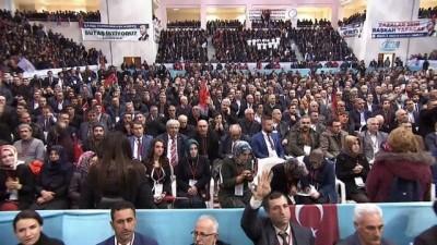 Cumhurbaşkanı Erdoğan,'Türkiye, milli güvenliğini ilgilendiren tüm konularda hem masada hem sahada olmaya devam edecekti