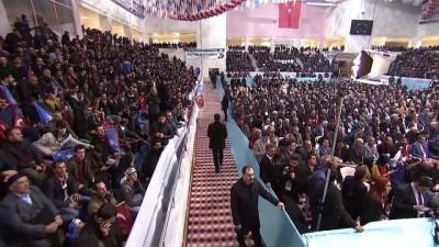 Cumhurbaşkanı Erdoğan: 'Türkiye milli güvenliğini ilgilendiren tüm konularda hem masada hem sahada olmaya devam edecektir' - BİNGÖL