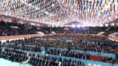 Cumhurbaşkanı Erdoğan: 'Yılanla yatağa giren neticelerine katlanır. Amerika kendini kaldırıp ve kandırıp yılan çukuruna atmakta bu kadar ısrarcıysa kendisi bilir. Biz, kendi başımızın çaresine bakarız'