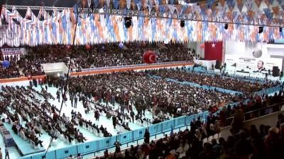 Cumhurbaşkanı Erdoğan: ''Yılanla yatağa giren neticelerine katlanır'' - ELAZIĞ