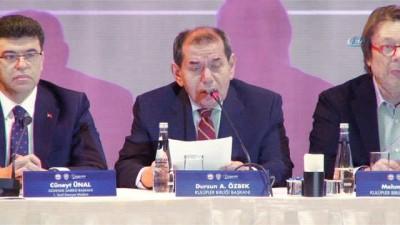 """Dursun Özbek: """"6222 sayılı kanunla güvenlik konularında çok önemli ilerlemeler sağlandı"""" -1-"""