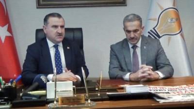Gençlik ve Spor Bakanı Osman Aşkın Bak: 'Sokakları uyuşturucu çetelerine bırakmayacağız'