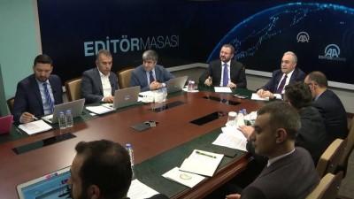 Gıda, Tarım ve Hayvancılık Bakanı Fakıbaba: 'Hedefimiz GAP'ı bitirmek' - ANKARA