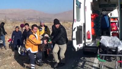 Hafif ticari araç devrildi: 1 ölü, 3 yaralı - KAHRAMANMARAŞ