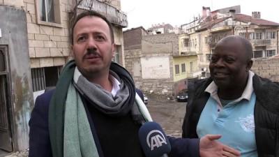 İki kıtada savaştan kaçtı, huzuru Türkiye'de buldu - NEVŞEHİR