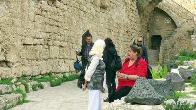 Kıbrıs'ın zaman tüneli: Girne Kalesi - GİRNE