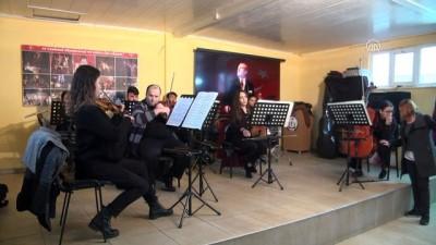 Köydeki öğrencilere opera ve bale atölyesi - SAMSUN