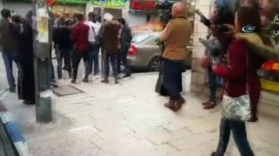 isgal -  - Kudüs'teki protesto gösterilerinde 4 Filistinli yaralandı