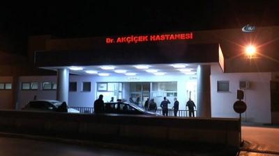 - Otel inşaatında boya yaparken beton zemine düşen işçi öldü