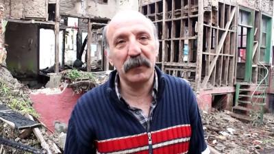 Tarihi ahşap binaya zorunlu 'elle' yıkım - EDİRNE