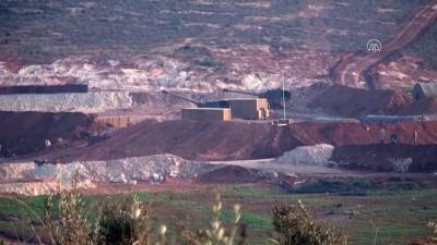 TSK'dan Afrin'e yoğun topçu atışı - HATAY