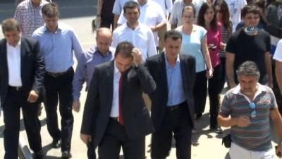 Üç eski emniyet müdürü İstanbul Emniyet Müdürlüğü'nde