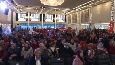 AK Parti Genel Başkan Yardımcısı Kavakcı - KIRIKKALE