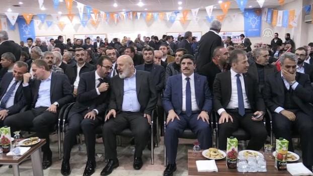 seyhler - AK Parti Tillo Olağan Kongresi - SİİRT