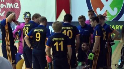 Avrupa Erkekler Salon Hokeyi Şampiyonası - ANTALYA