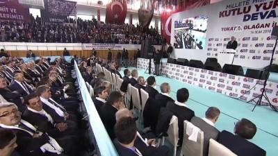 """Cumhurbaşkanı Erdoğan: """"2019'da gerçekleşecek olan seçimler 16 yıllık sürecin zirvesi olacaktır"""" - TOKAT"""